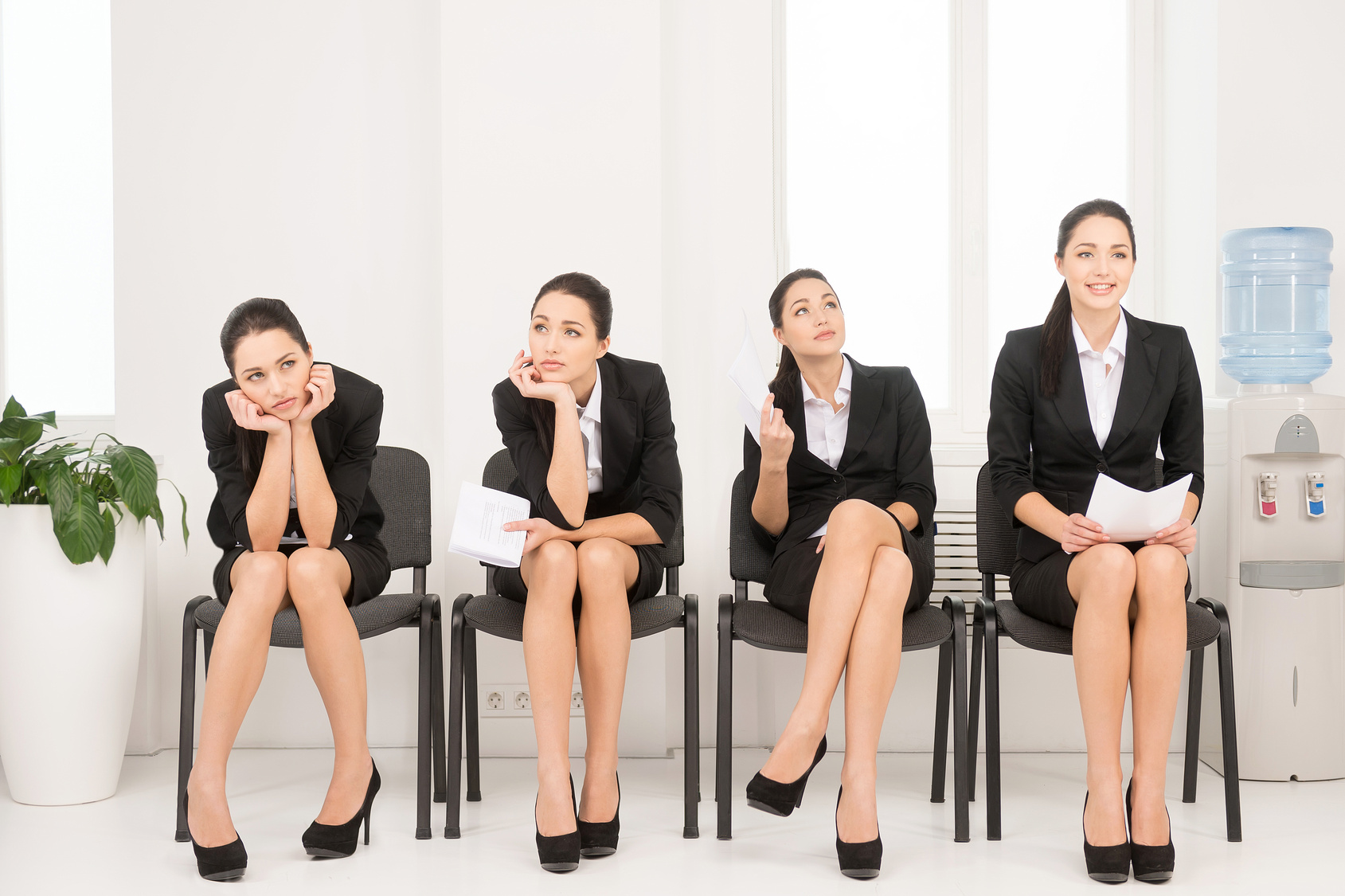 importance of body language for job interview - Preparing For A Job Interview Body Language